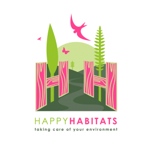 happy habitats logo